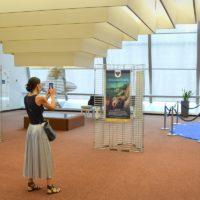Výstava Pernštejnské ženy a Evropa - v sále RE